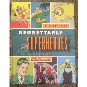 Marvel Other - Regrettable Superheroes & Regrettable Supervillian